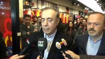 GALATASARAY BAŞKANı - Mustafa Cengiz Açıklaması 'Saldırıyı Şiddetle Kınıyoruz'