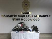 Ormanda Uyuşturucu Ticaretine 5 Tutuklama