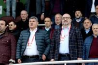 GİRESUN - Spor Toto 1. Lig Açıklaması Giresunspor Açıklaması 0 - Hatayspor Açıklaması 3