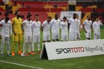 İSMAIL ŞENCAN - Spor Toto Süper Lig Açıklaması Kayserispor Açıklaması 0 - Akhisarspor Açıklaması 0 (İlk Yarı)