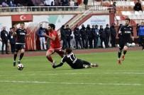 ÇARDAKLı - TFF 2. Lig Açıklaması Gümüşhanespor Açıklaması 1 - Kastamonuspor 1966 Açıklaması 2