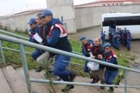KAMU GÖREVİ - 90 Kişinin Yargılandığı FETÖ Davasında Dosyası Ayrılan 35 Sanığın Yargılanmasına Başlanıldı