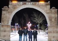 Ağrı'da Tenzile Ana Parkı Açıldı