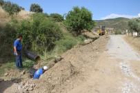 KANALİZASYON ÇALIŞMASI - ASKİ'den Nazilli'ye 166 Kilometre Hat, 10 Arıtma Tesisi Ve 70 Sondaj Kuyusu