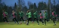 KAYACıK - Atiker Konyaspor, Akhisarspor Maçı Hazırlıklarına Başladı