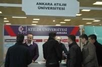 ROBOTLAR - Atılım Üniversitesi 'Tanıtım Günleri'nde