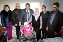 HALKLA İLIŞKILER - Azime, Tekerlekli Sandalyesine Kavuştu