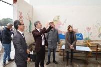 ATATÜRK - Başkan Şirin'den Atatürk İlkokulu'na Destek