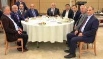 SERKAN BAYRAM - Başkentte Erzincanlılar Buluşması Gerçekleşti
