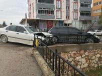 112 ACİL SERVİS - Bilecik'te Trafik Kazası;1 Yaralı