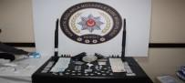 METAMFETAMİN - Denizli'de Uyuşturucu Operasyonlarında 13 Kişi Tutuklandı