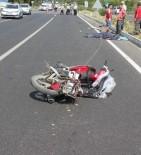 112 ACİL SERVİS - Direğe Çarpan Motosiklet Sürücüsü Hayatını Kaybetti