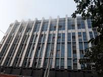 MUMBAI - Hindistan'da Hastanede Yangın Açıklaması 6 Ölü, 147 Yaralı