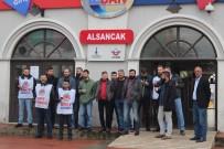 TOPLU İŞ SÖZLEŞMESİ - İZBAN İşçileri 8 Gündür Grevde