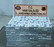 KAÇAK SİGARA - Jandarmadan Kaçakçılık Operasyonları