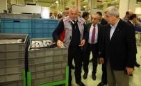 Karaosmanoğlu Çayırova'daki Üretim Merkezlerini Ziyaret Etti