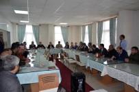 'Kent Gelişim Stratejileri Çalıştayı' Refahiye'nin Geleceği İçin Toplandı