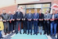 BATMAN VALİSİ - Kubba Ailesi Tarafından Yapılan 'H.Adile Kubba Taziye Evi Açıldı