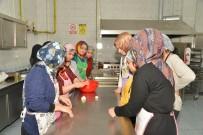KARBONHİDRAT - Kursiyerler Pastacılığı Detaylarıyla Öğreniyor