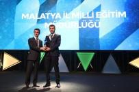 İŞ GÜVENLİĞİ UZMANI - Malatya Milli Eğitim Müdürlüğü'ne 'Kristal Baret Ödülü'