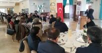 HUKUK DEVLETİ - Manisa Eğitim-Bir-Sen'in 2019 Hedefi 9 Bin Üye