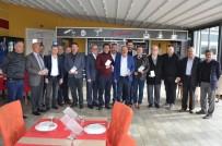 MURAT YILDIRIM - MHP Milas İlçe Başkanlığı'ndan Geçmiş Dönem Başkanlarına Plaket