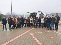 İL SAĞLıK MÜDÜRLÜĞÜ - Paramedik Öğrencilere Tam Donanımlı Ambulans