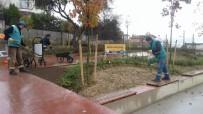 ŞEYH ŞAMIL - Parkların Bakım Ve Onarım Çalışmaları Sürüyor