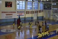 AKKENT - Şahinbey'de Voleybol Turnuvası Başladı