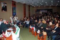 JEOLOJI - Salihli'de Jeotermal Bilgilendirme Toplantısı