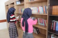 MUSTAFA ÇİFTÇİLER - Siverek'te Ortaokul Öğrencileri İçin Kütüphane Ve Okuma Salonu Açıldı