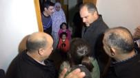 HUKUK DEVLETİ - Suriyeli Ailelerin Kapılarını Çalıp Türk Hukukunu Anlattılar