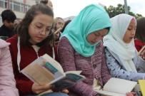 ATATÜRK - Türk Ve Mülteci Öğrenciler 'Okuma Kardeşliği' Projesiyle Bir Araya Geldi
