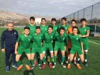 MEHMET KAYA - U16 Ligi A Grubu 9.Hafta
