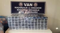 KAÇAK SİGARA - Van'da 20 Bin 780 Paket Kaçak Sigara Ele Geçirildi