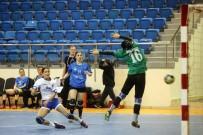HENTBOL - Yenimahalleli Kadın Hentbolcular Fark Attı