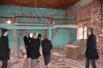 300 Yıllık Cami Restorasyon İle Ayağa Kalkacak