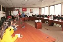 ZEYTIN DALı - AFAD Deprem Daire Başkanı Nurlu Kilis'te