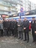 YASIN ÖZTÜRK - Akçakoca'da Yeni Alınan 4 Otobüs Hizmete Girdi