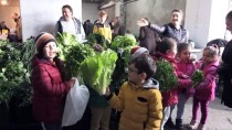 SEMT PAZARI - Anaokulu Öğrencileri Pazarda Satış Yaptı