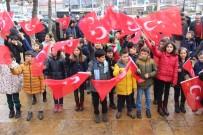 ATATÜRK ANITI - Atatürk'ün Sivas'tan Ayrılışı Temsili Olarak Canlandırıldı