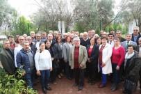 Başkan Çerçioğlu; 'Aydın Büyümeye Devam Ediyor'
