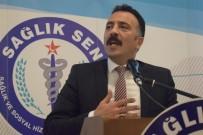 SOSYAL HİZMET - Başkan Yıldırım Açıklaması 'Seyyanen Zam İstiyoruz'