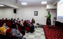 BUCA BELEDİYESİ - Bucalı Kadınlara 'Güvenli Annelik' Eğitimi