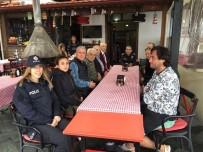 TOPLUM DESTEKLI POLISLIK - Emniyet'ten Huzur Toplantısı