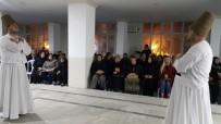 ÖLÜM YILDÖNÜMÜ - Eskişehir Mevlevihanesi Kültür Derneği İlahi Korosu Emirdağlı'larla Buluştu
