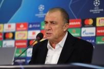 LEVENT ŞAHİN - Fatih Terim'in 3 Maç Cezası Kaldı