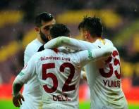 KEÇİÖRENGÜCÜ - Galatasaray Kupada Yine Gençlere Şans Verdi