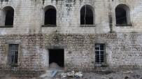 ASKERLİK ŞUBESİ - Gercüş'te Tarihi Konak Turizme Kazandırılmayı Bekliyor
