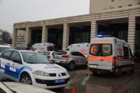 ATATÜRK - Hastanedeki Yangın Tatbikat Sayesinde Sıkıntısız Atlatıldı